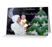 Grußkarte: A Grandmothers Love Greeting Card