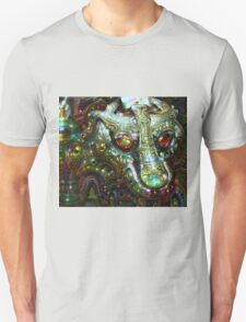 The Warrior's Mask T-Shirt