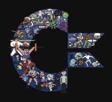 C64 Characters T-Shirt