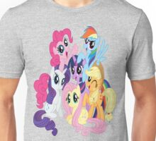 Mane Six Group Unisex T-Shirt