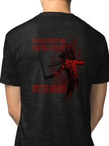 Into the badlands Classic T-Shirt Tri-blend T-Shirt