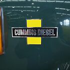 Cummins Diesel by Joe Hupp