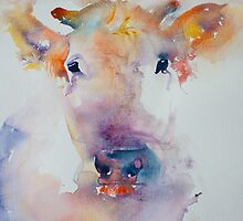 Cow by juliefowkes