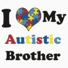 I Love My Autistic Brother by Joe Bolingbroke