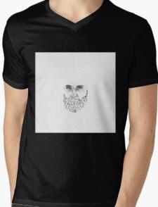 Scruffy-Looking Nerf Herder Mens V-Neck T-Shirt