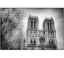 Notre Dame Paris Photographic Print
