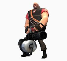Angry Heavy from Team Fortress 2 Unisex T-Shirt