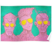 Glassess Poster