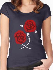 Garrison Women's Fitted Scoop T-Shirt