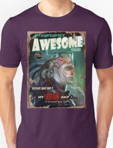 Fallout 4 - In Game Comic Cover T-Shirt