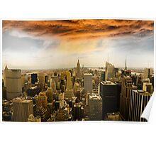 Storm over Manhattan 2 Poster