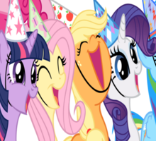 Pony Party Sticker