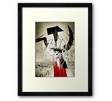 Resistance Framed Print