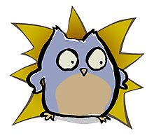 super owl Photographic Print