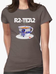 R2-TEA2 Womens Fitted T-Shirt