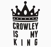 Crowley is my king by firestonegal