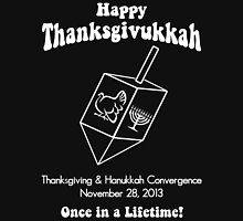 Happy Thanksgivukkah Unisex T-Shirt