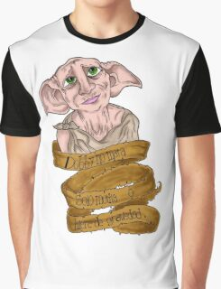 Dobby , Harry Potter Graphic T-Shirt