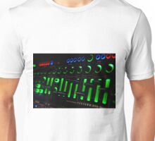 Glow in the Dark Synthesizer Illumination Unisex T-Shirt
