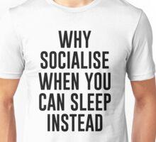 Sleep > People Unisex T-Shirt