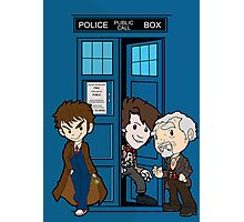 The Doctor's 50th Photographic Print