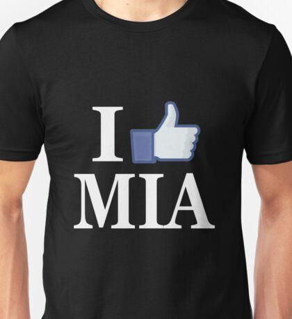 I Like MIAMI - I Love MIAMI - MIA Unisex T-Shirt