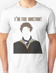 I'm The Doctor! - Paul McGann - Doctor Who T-Shirt