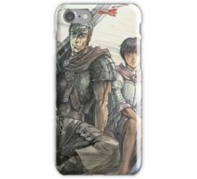 berserk - band of the hawk iPhone Case/Skin