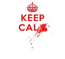 Don't Keep Calm! Photographic Print