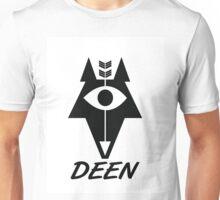Geometric Wolf Tee Unisex T-Shirt