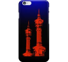 Minarets reflection iPhone Case/Skin