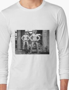 Two In A Row Long Sleeve T-Shirt