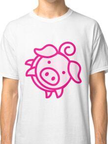 Pinky_Pig Classic T-Shirt
