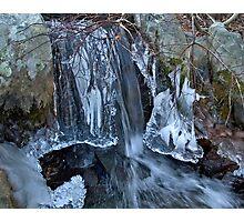Icescape 3 Photographic Print