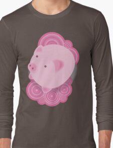 Pinky_Pig Long Sleeve T-Shirt