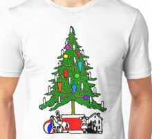 Christmas Tree 9 Unisex T-Shirt