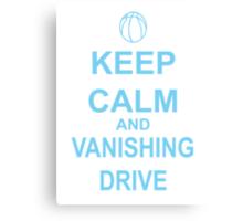 Kuroko's Basketball Vanishing Drive  Canvas Print