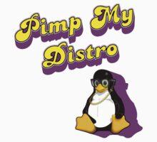 Pimp My Distro by Jakob MacDonald