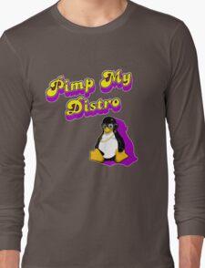 Pimp My Distro Long Sleeve T-Shirt