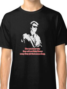 Dirty Harry  Classic T-Shirt