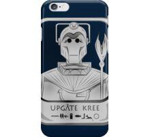 Cyber Jaffa Kree! iPhone Case/Skin