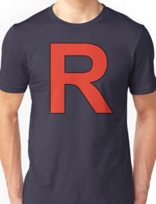 Team Rocket Logo Unisex T-Shirt