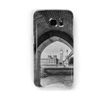 Big ben and bridge Samsung Galaxy Case/Skin