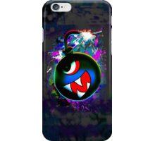 digital Color bomb iPhone Case/Skin