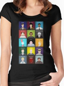 A Doctor a Day Women's Fitted Scoop T-Shirt
