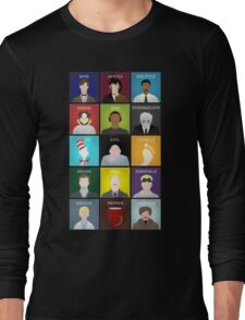 A Doctor a Day Long Sleeve T-Shirt