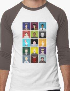 A Doctor a Day Men's Baseball ¾ T-Shirt