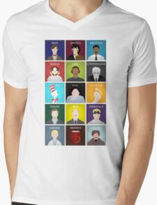 A Doctor a Day Mens V-Neck T-Shirt