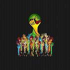 The Fight For FIFA World Cup Brazil 2014 #5 by V-Art