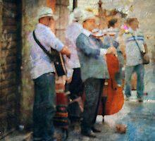 Musicians by rentedochan